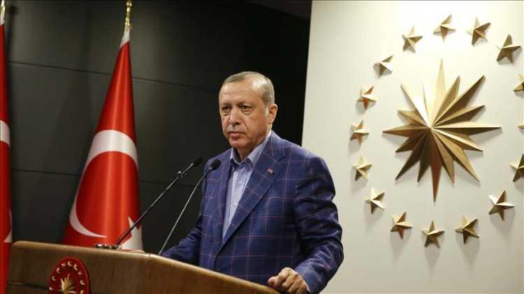 Эрдоган против вмешательства во внутренние дела стран
