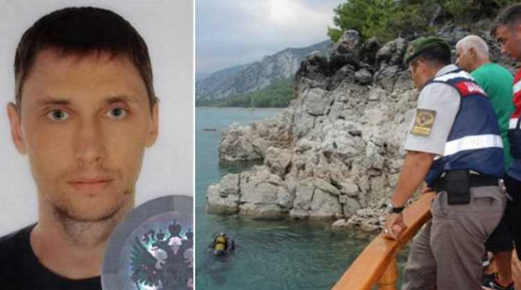 «Черная среда» в Анталье: один погибший, один пропавший