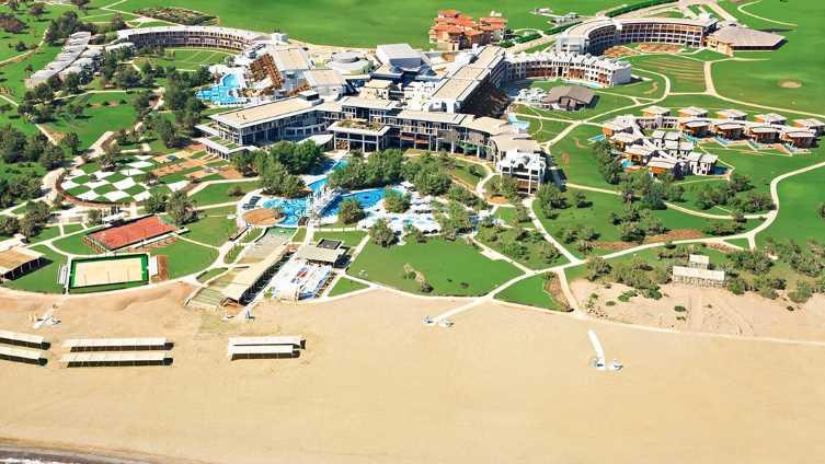 5-звездочный отель в Белеке перестал заселять туристов