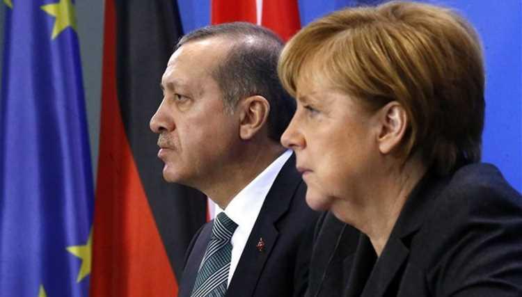Эрдоган призвал турок в ФРГ не голосовать за партию Меркель