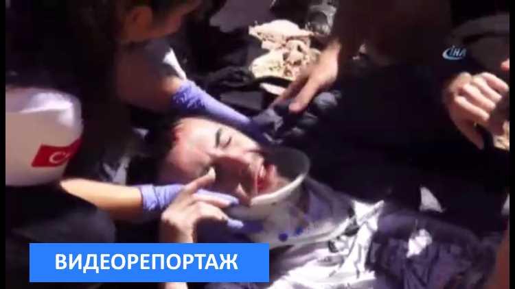 Россиянин пострадал при прыжке с парапланом в Фетхие