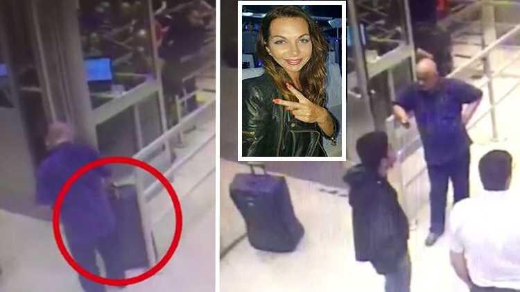 Россиянка пыталась убежать от турецкого суда в чемодане