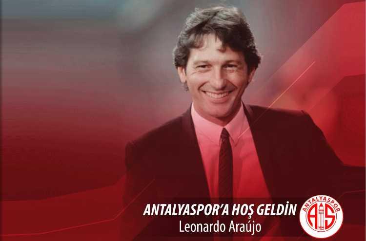 Леонардо — новый главный тренер Антальяспора