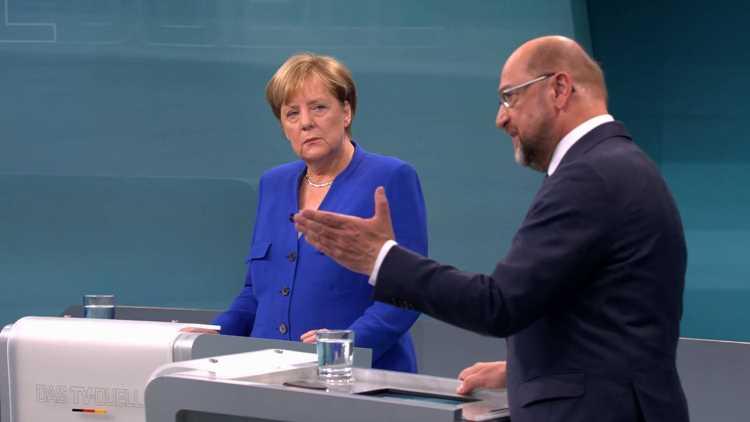Меркель-Шульц: В Турции происходит «ответный путч»