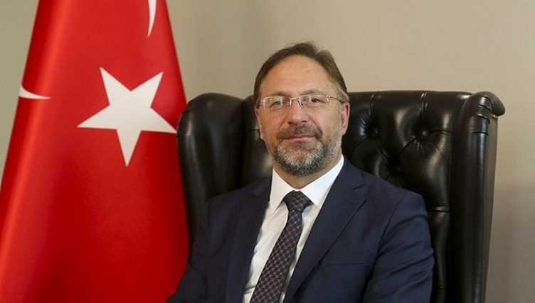Названо имя нового главы Диянета Турции