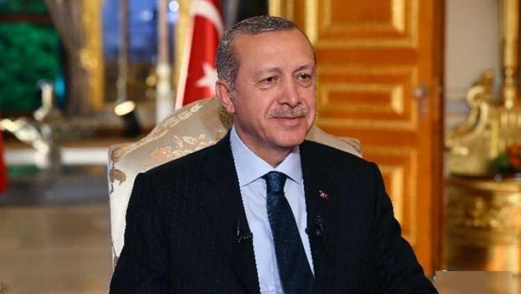 Эрдоган поздравил страну с Ураза-байрамом