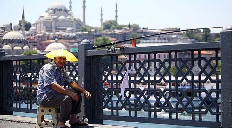 Лето и жара возвращаются в Турцию