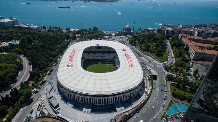 Три стадиона Турции вошли в 30-ку «самых жарких»