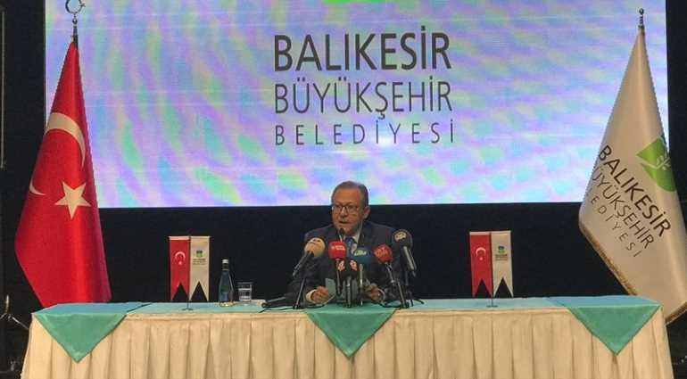 Мэр Балыкесира покинул свой пост из-за угроз АКР