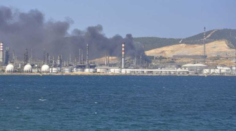 4 человека погибли при взрыве в Измире