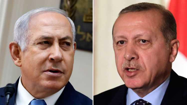 Нетаньяху не менее жестко ответил Эрдогану