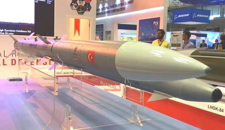 Первые турецкие баллистические ракеты прошли испытания
