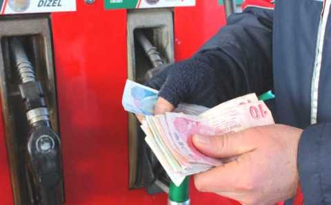 Лира в обменниках -10 куруш, дизель на АЗС +23 куруша