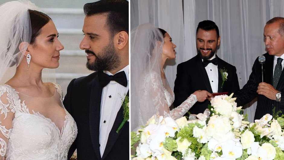 Алишан и Бусе Варол скрепили себя узами брака