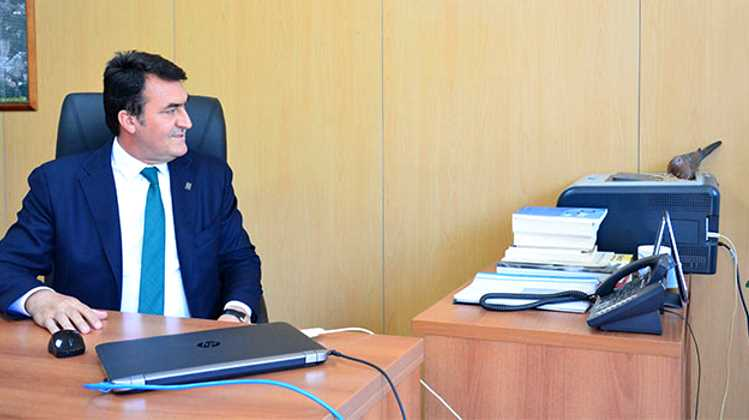 У главы Османгази новый помощник в кабинете