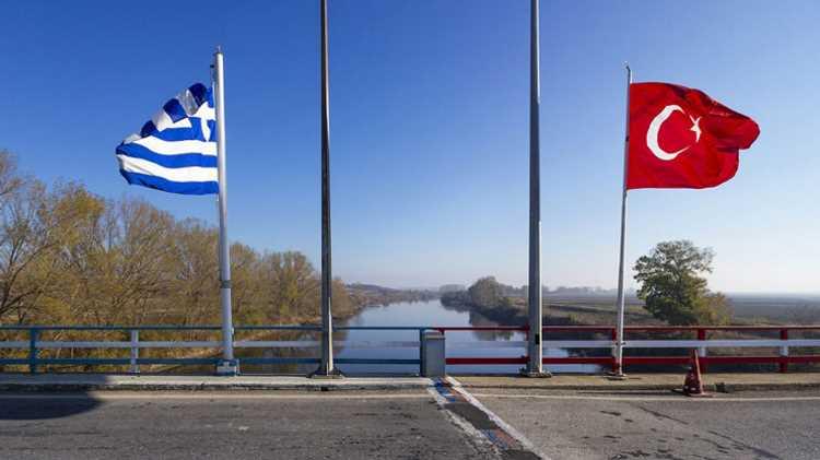 Греческие пограничники задержали турецкого рабочего