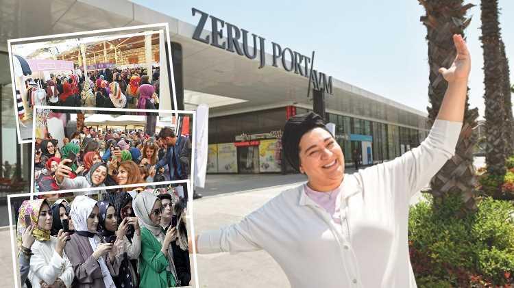 Первый в мире женский торговый центр открылся в Стамбуле
