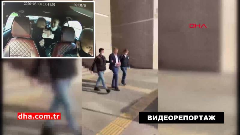 Россиянин арестован в Стамбуле за кражу 200 000