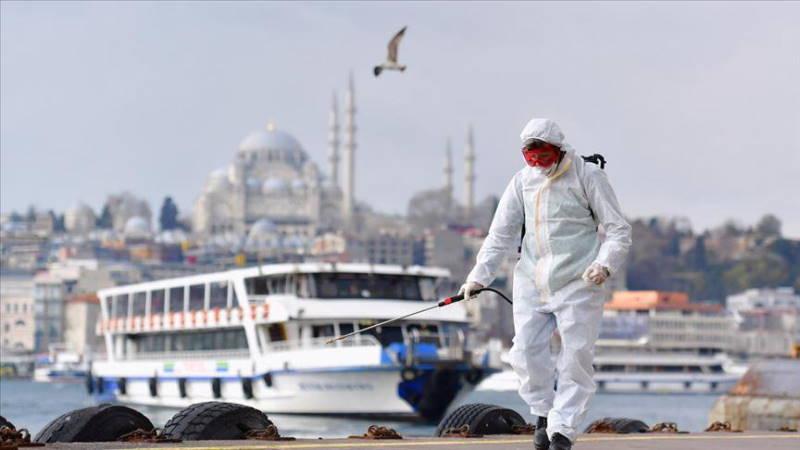 Стамбул и Анкара ввели «масочный режим»