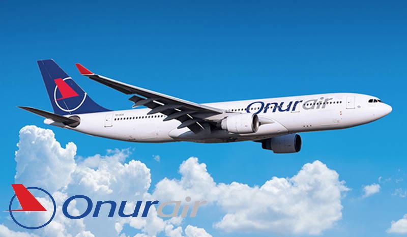 Onur Air возвращается к полетам