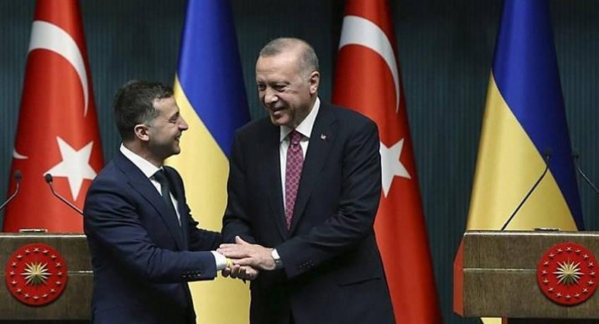 Эрдоган обсудил с Зеленским ряд вопросов