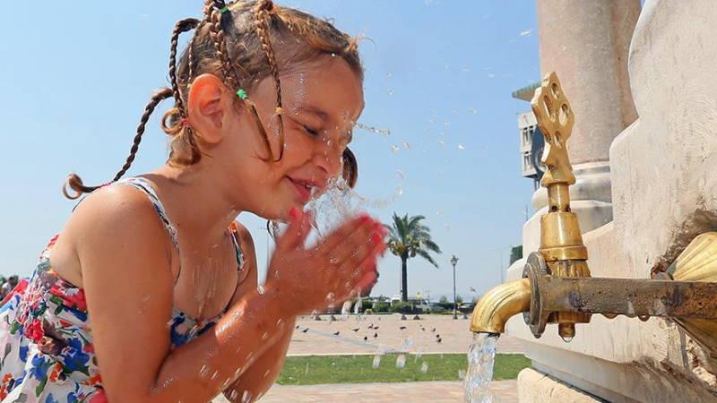 На Турцию надвигается африканская жара