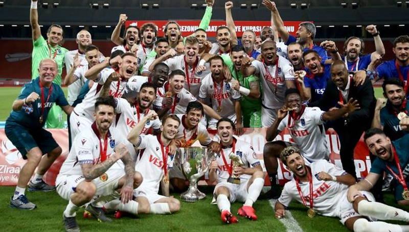 Трабзонспор стал обладателем Кубка Турции