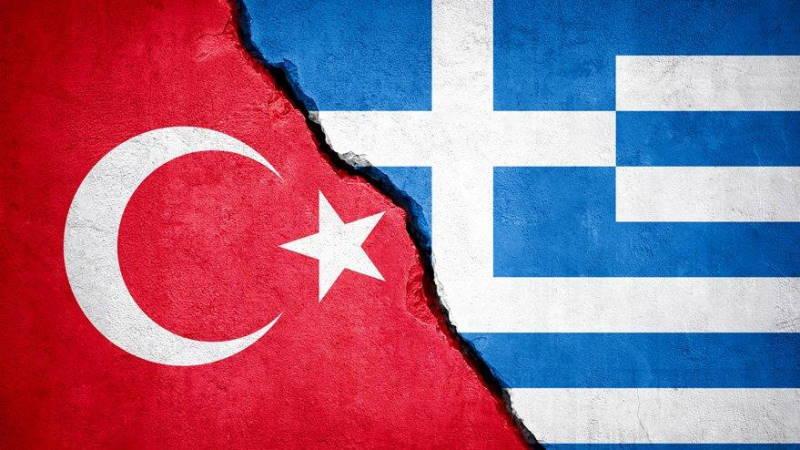 Греция привела в боеготовность флот из-за действий Турции