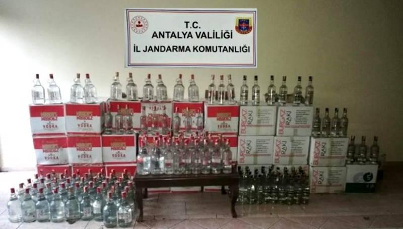 Отель лишился 1153 литров поддельного алкоголя