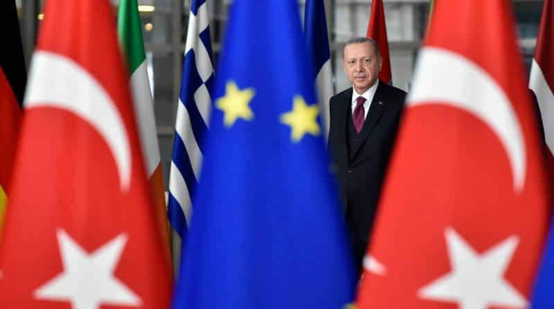 ЕС готовит меры в отношении Турции
