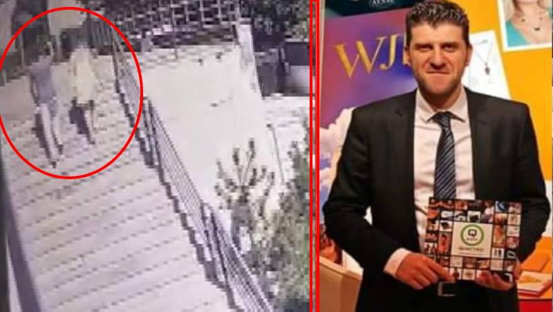 Упавшее с 15 этажа стекло убило жителя Стамбула