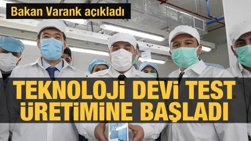 Китайский техногигант начал производить смартфоны в Стамбуле