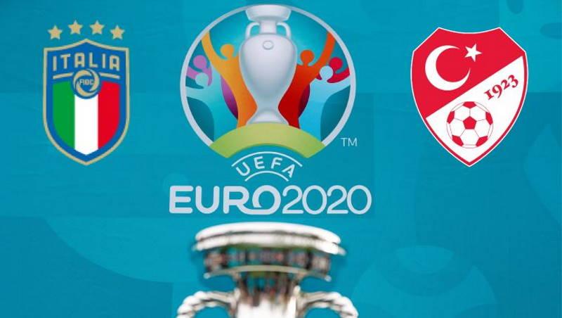 7 из 7: Турция проигрывает в стартовом поединке Евро 2020
