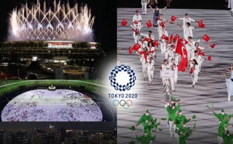 Турция стартует на Олимпийских играх 2020 в Токио