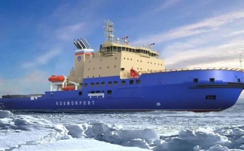 Турция построит ледокол для России за $176 млн