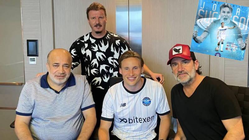 Адана Демирспор подписал защитника сборной Норвегии