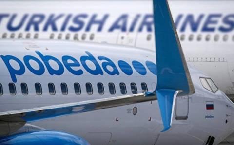 «Победа» возобновила полеты из Екатеринбурга в Стамбул