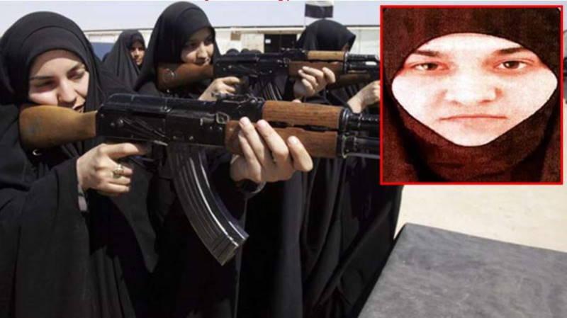 СМИ рассказали о задержанной в Анкаре «черной вдове» из России