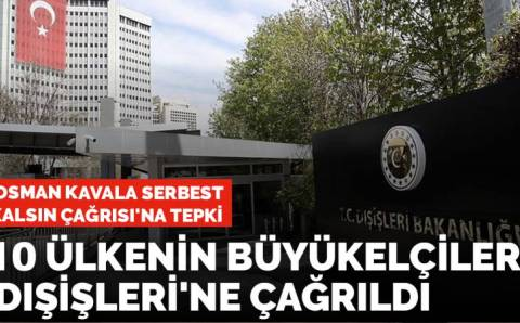 Анкара недовольна требованием. МИД Турции вызывает послов 10 стран