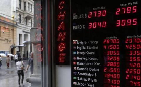 Турецкие пункты обмена валют отныне требуют документы