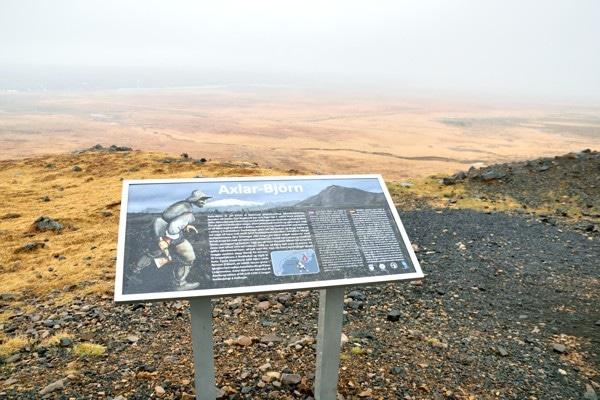 Snaefellsjoekull national parc