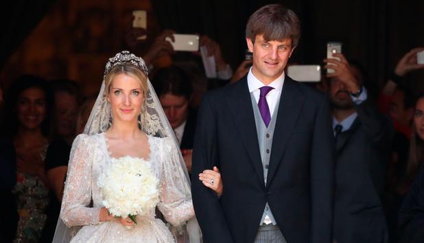 Hochzeit  Prinz Ernst August  Ekaterina haben Ja gesagt