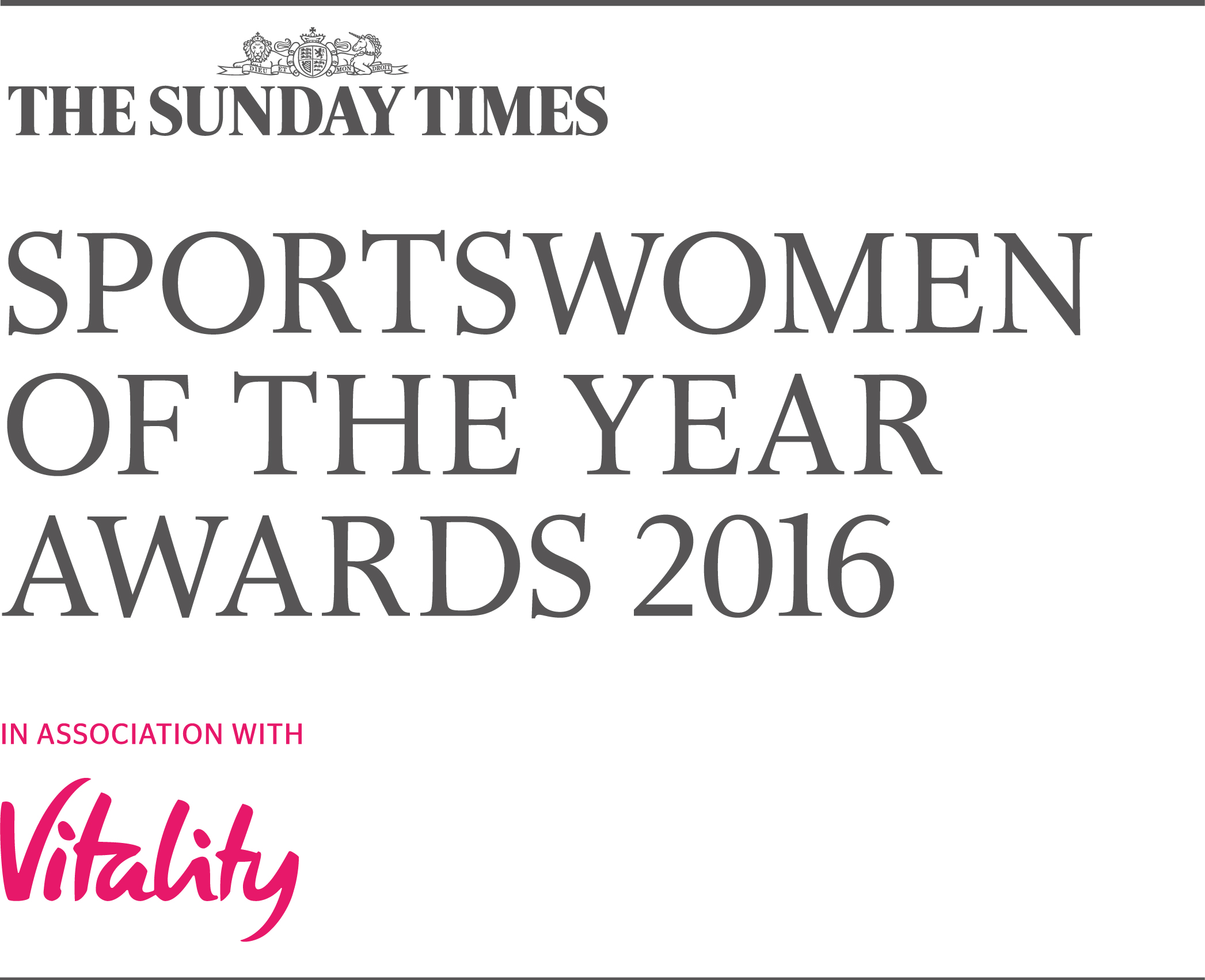 Vote in The Sunday Times Sportswomen of the Year Awards