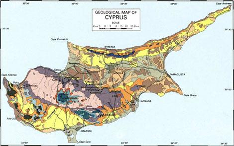 Paphos residents fear landslide