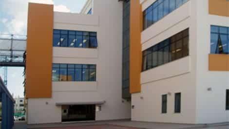 Paphos Land Registry office