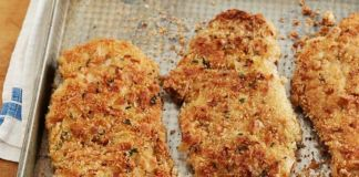 Breaded Chicken Cutlet Recipe