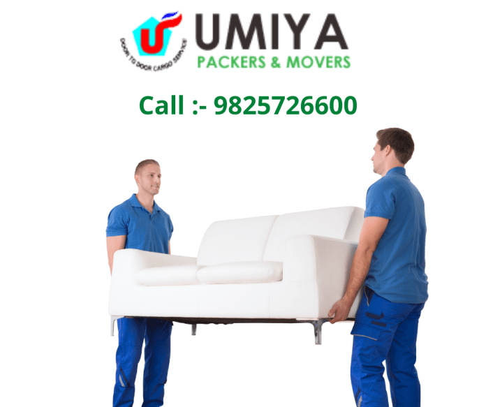 Packers and Movers in Adajan Surat