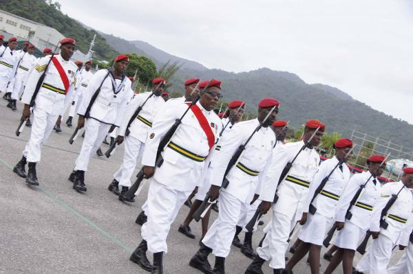 49th Anniversary Parade of the Armed Forces  Trinidad and Tobago Government News