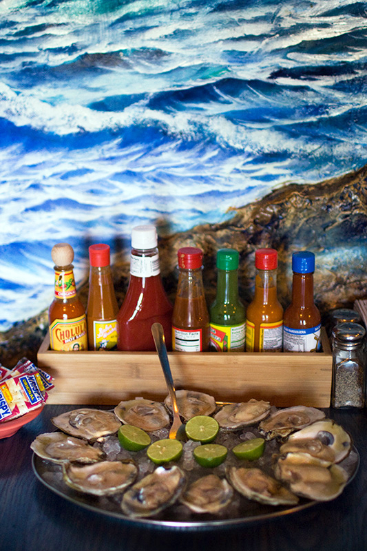 JackieAlpers_seafood_photos by Jackie Alpers