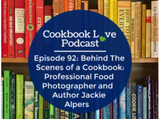 Jackie Alpers on the Cookbook Love podcase